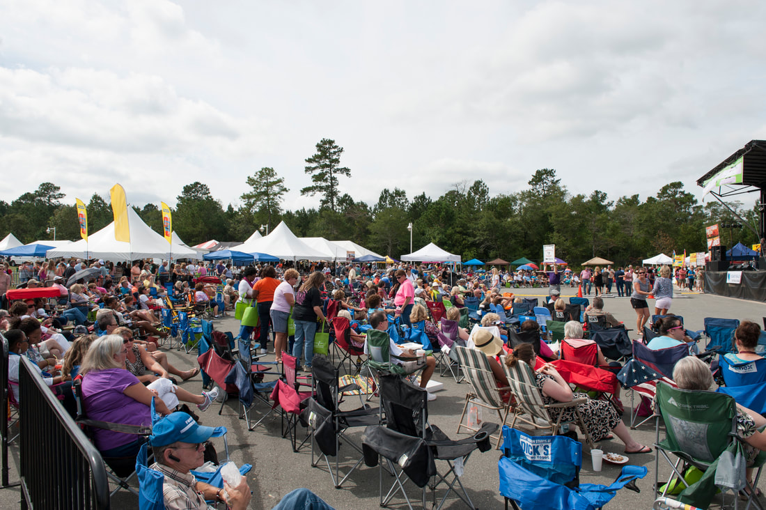 2019 North Carolina Muscadine Festival